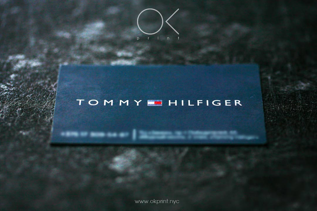 LUXURY BUSINESS CARDS | OKPRINT, NEW YORK