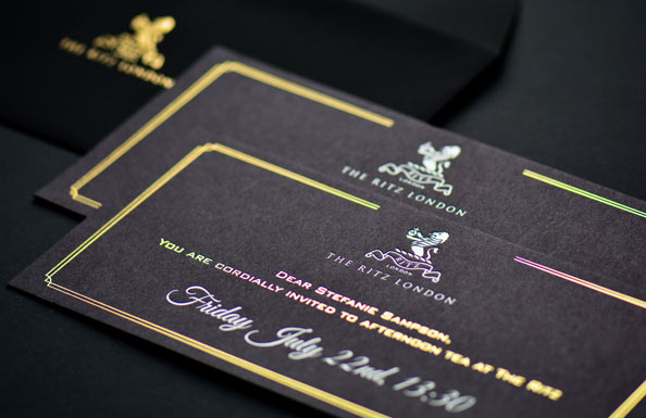 Corporate Invitations, New York